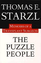 The puzzle people : memoirs of a transplant surgeon
