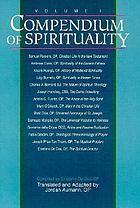 Compendium of spirituality