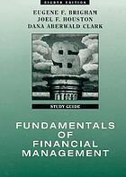 Study guide : fundamentals of financial management