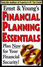 Ernst & Young's financial planning essentials