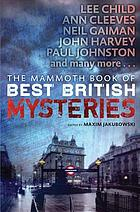 The mammoth book of best British mysteries. Volume 10
