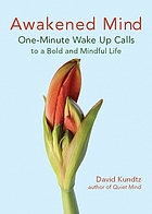 Awakened mind : one-minute wake up calls to a bold and mindful life