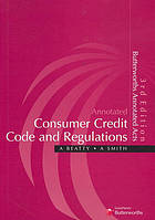 Annotated consumer credit code and regulations