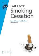 Fast facts : smoking cessation