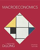 Study guide for use with Macroeconomics [by] J. Bradford Delong