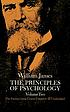 The principles of psychology. by  William James