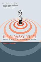 The Chomsky effect : a radical works beyond the ivory tower