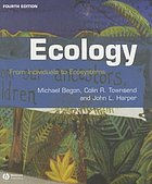 Ecology : from individuals to ecosystems