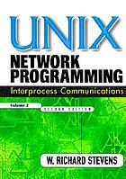 UNIX network programming / 2, Interprocess communications.