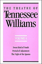 The theatre of Tennessee Williams. Volume IV.