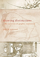Drawing distinctions : the varieties of graphic expression