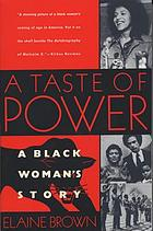 A taste of power : a Black woman's story
