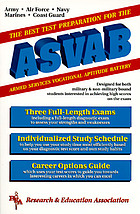 The best test preparation for the ASVAB, Armed Services Vocational Aptitude Battery