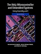The 8051 microcontroller and embedded systems : using Assembly and C