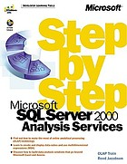 The Microsoft SQL server 2000 analysis services step by step