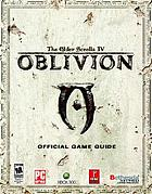 The elder scrolls IV : oblivion.