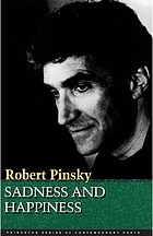 Sadness and happiness : poems