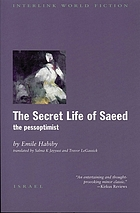 The secret life of Saeed : the Pessoptimist