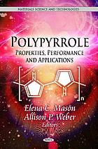 Polypyrrole : properties, performance and applications