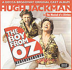 Hugh Jackman in the musical of a lifetime, The boy from Oz