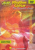 Rhythm guitar the complete guide