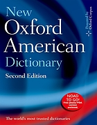 The new Oxford American dictionary.