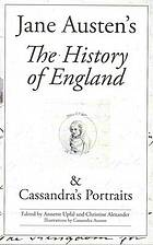 Jane Austen's The history of England & Cassandra's portraits