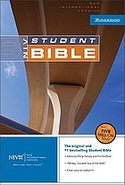 Student Bible : New International version
