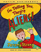 I'm telling you they're aliens!