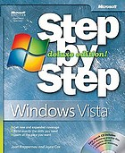 Windows Vista step by step, deluxe edition
