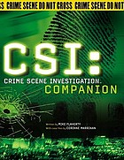 CSI: crime scene investigation. Companion
