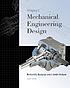 Shigley's mechanical engineering design by  Richard G Budynas