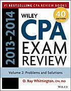 Wiley cpa examination review 2013 2014 problems and solutions wiley cpa examination review 2013 2014 problems and solutions fandeluxe Choice Image