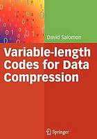 Variable-length codes for data compression