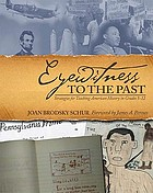 Eyewitness to the past : strategies for teaching American history in grades 5-12