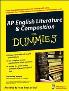 AP English literature & composition for dummies