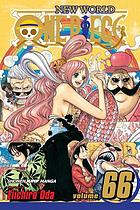 One piece. Vol. 66, The road toward the sun