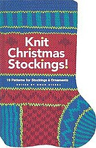 Knit Christmas stockings!