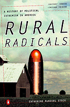 Rural radicals : from Bacon's rebellion to the Oklahoma city bombing