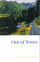 Out of town : writing from the New Zealand countryside