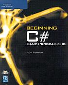 Beginning C♯ Game Programming.
