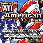 Drew's Famous all American party music.