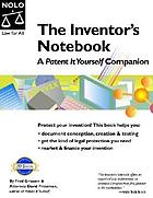 The inventor's notebook : a