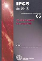 Tin and inorganic tin compounds