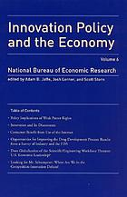 Innovation policy and the economy 6