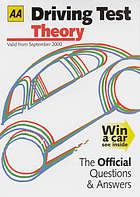 AA driving test theory : the official questions & answers.