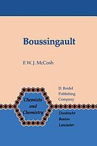 Boussingault : Chemist and Agriculturist