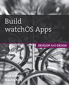 Build watchOS apps