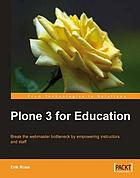 Plone 3 for education.