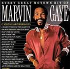 Every great Motown hit of Marvin Gaye : 17 spectacular performances.